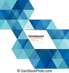 blaues, website, vektor, geschaeftswelt, raum- abbildung, ...