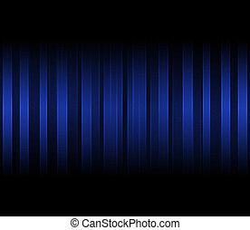 blauw licht, abstract, achtergrond