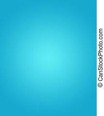 blauw licht, helling, achtergrond, circulaire
