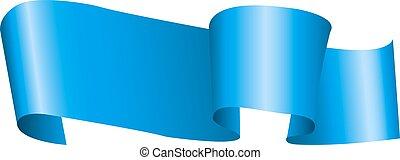 blauw lint