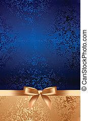 blauwe achtergrond, textured