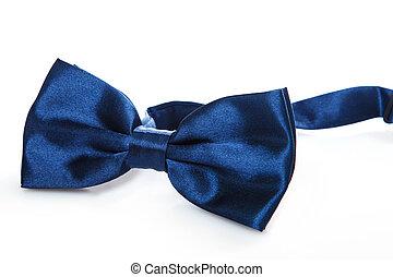 blauwe , boog-band