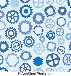 blauwe , cog, achtergrond