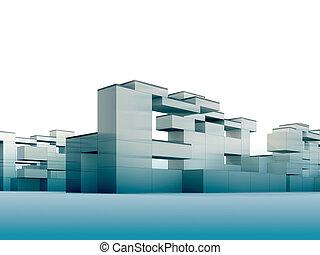 blauwe , constructivism