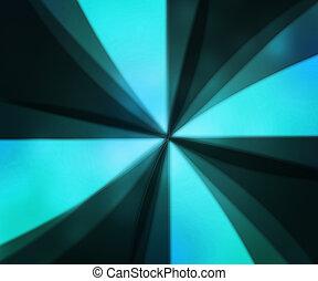 blauwe , donkere achtergrond