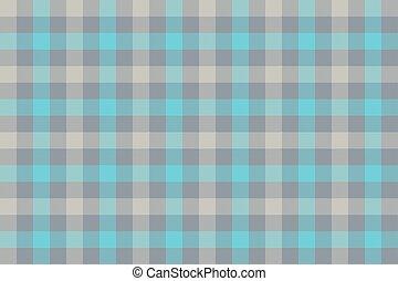 blauwe , grijs, het patroon van de stof, seamless, textuur, achtergrond, controleren