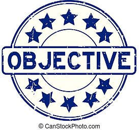 blauwe , grunge, postzegel, rubber, achtergrond, zeehondje, objectief, ster, witte , ronde, pictogram