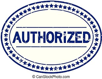 blauwe , grunge, postzegel, rubber, erkend, achtergrond, zeehondje, ovaal, witte