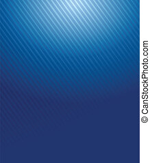 blauwe , helling, lijnen, illustratie, model