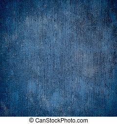 blauwe , hout, achtergrond, textuur