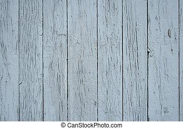 blauwe , hout, geverfde, achtergrond