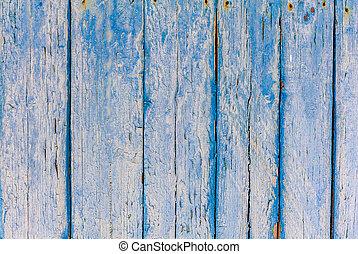 blauwe , hout samenstelling, paneel
