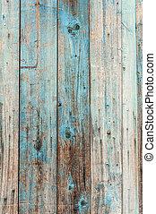 blauwe , houten textuur