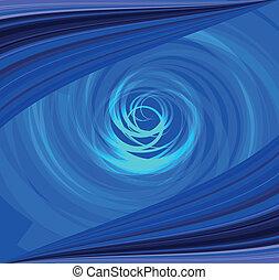 blauwe , kolken, achtergrond