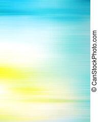 blauwe , kunst, background:, sky-like, abstract, textured, gele, ontwerp, motieven, papier, /, achtergrond., ouderwetse , grunge, witte , grens, frame, textuur