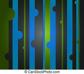 blauwe lijnen, achtergrond