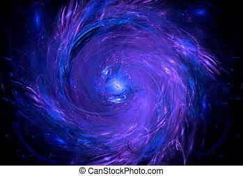 blauwe , melkweg