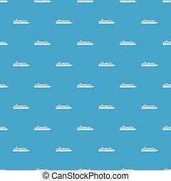 blauwe , model, scheeps , seamless, cruise