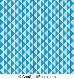 blauwe , model, seamless, driehoeken