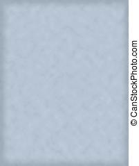 blauwe , partchment, papier
