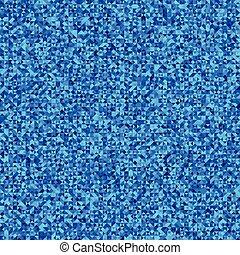 blauwe , pattern., driehoeken