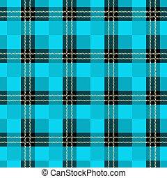 blauwe , plaid stof, grayish, pattern., seamless, textuur, donker, tartan, checkered, afdrukken, witte , bleek, marine, blauwe
