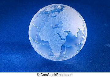 blauwe planeet, weinig; niet zo(veel)