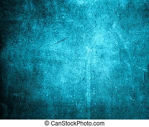 blauwe , schaduwen, stijl, grunge, achtergrond