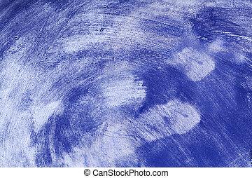 blauwe , slagen, abstract, textuur