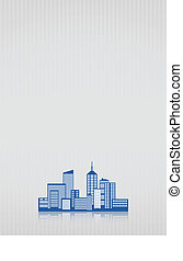 blauwe , stad