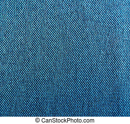 blauwe stof, textuur
