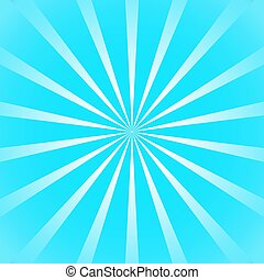 blauwe , zon ray, achtergrond