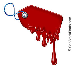 Bleeding Debt - Bleeding debt and liquidation sale financial...
