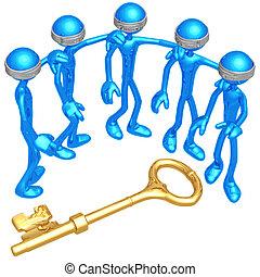 blenden, zu, schlüssel