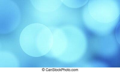 bleu, année, salutation, incandescent, nouveau, 2014