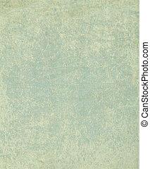 bleu, antiquité, mur, plâtre, fond, toqué, ou