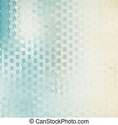 bleu, arrière-plan., résumé