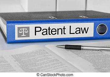 bleu, brevet, dossier, droit & loi, étiquette