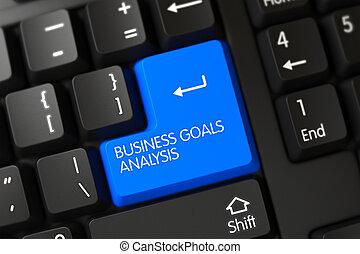 bleu, business, -, buts, clã©, clavier, 3d., analysis.