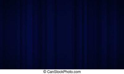 bleu, couleur, lignes, seamless, en mouvement, fond