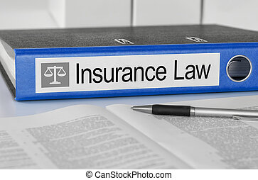 bleu, dossier, droit & loi, assurance, étiquette