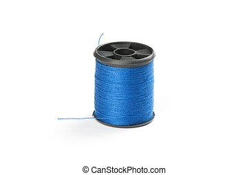 bleu, fil