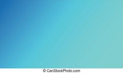 bleu, gradient, illustration, arrière-plan., vecteur, vert, azur