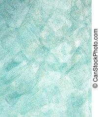 bleu, grunge, mur peint, texture, fond