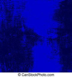 bleu, grunge, texture