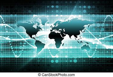 bleu, international, nouvelles