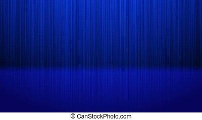 bleu, ligne, fond