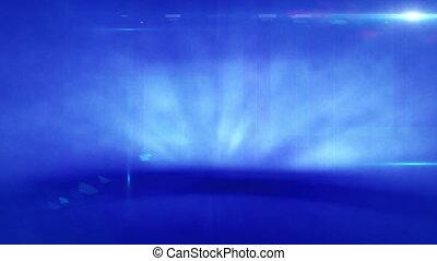 bleu, loopable, fond, barbouillage