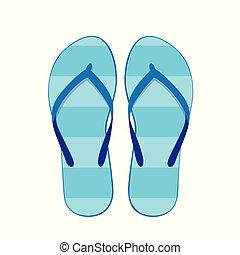 bleu, nager, chiquenaude, isolé, usure, blanc, opérations virgule flottante