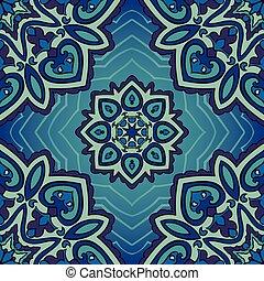 bleu tapis oriental beau bleu rug render repr senter oriental fractal. Black Bedroom Furniture Sets. Home Design Ideas